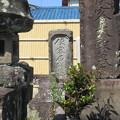 梅蔭寺(清水区)石松墓