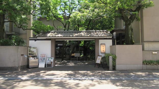 徳川慶喜屋敷跡(葵区紺屋町)
