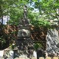 宝台院(葵区)西郷局墓