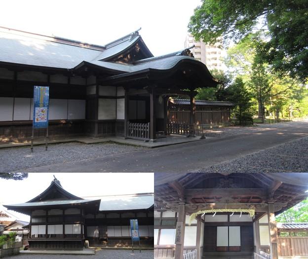 駿河国総社 浅間神社(静岡市葵区)斎館