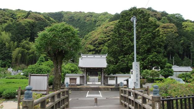 誓願寺(駿河区)山門