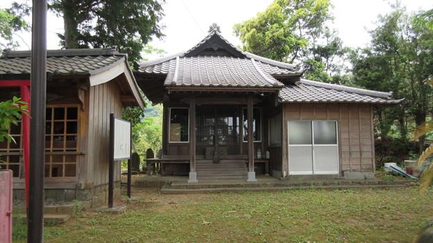 Photos: 石脇城(焼津市)本郭/大日堂