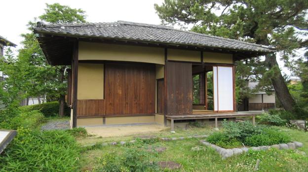 田中城下屋敷(藤枝市)茶室