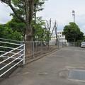田中城(藤枝市)新宿一之門