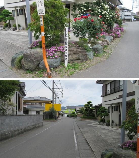 Photos: 田中城(藤枝市)家老 遠藤俊臣屋敷