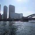 11.11.07.隅田川・勝鬨橋(中央区築地6丁目)