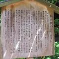 Photos: 明月院(鎌倉市)上杉憲方公やぐら