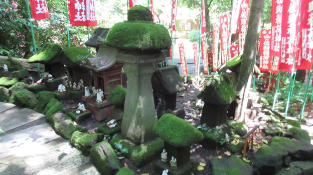 佐助稲荷神社(鎌倉市)古社?