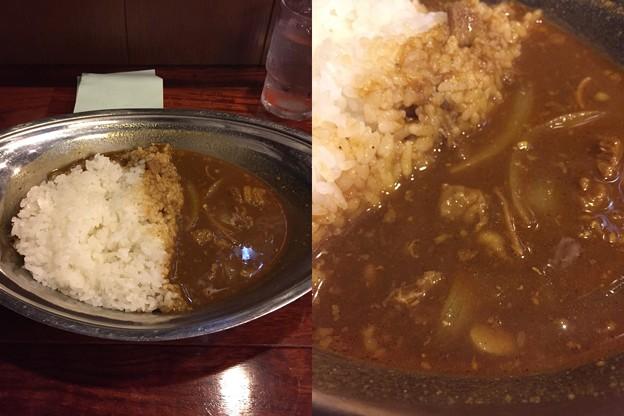 カレー専門店 らいん(日本橋室町)