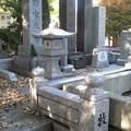 谷中霊園(台東区)牧野家墓所