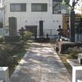 谷中霊園(台東区)佐藤家・松本家墓所
