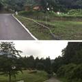 Photos: 岩櫃城(東吾妻町)土塁