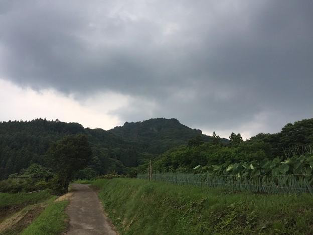 岩櫃城/岩櫃山(東吾妻町)天狗丸より