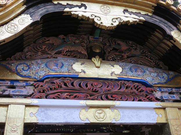 日光東照宮(栃木県)手水舎