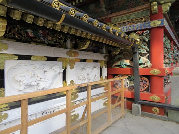 日光東照宮(栃木県)陽明門・廻廊