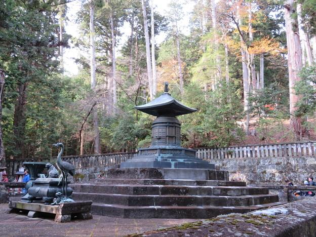 日光東照宮(栃木県)奥社宝塔