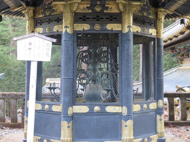 日光東照宮(栃木県)釣り燈籠