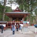 写真: 日光二荒山神社(栃木県)神楽殿・大黒様