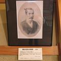 小幡陣屋・楽山園(甘楽町小幡)織田信長肖像画