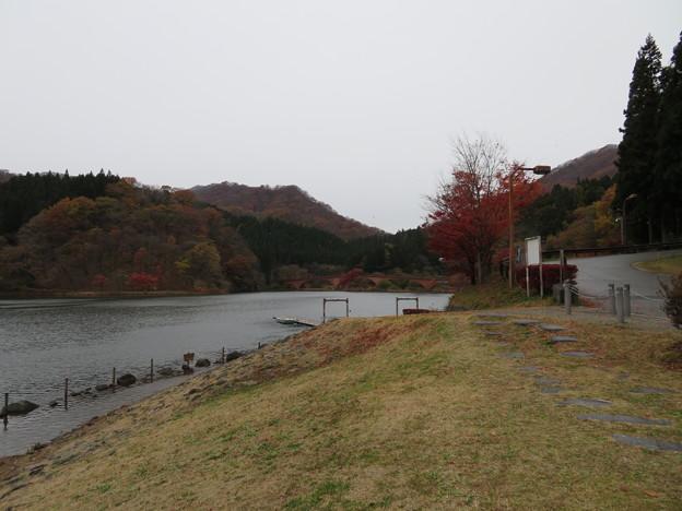 碓氷湖(安中市)