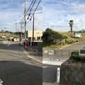江ノ電七里ガ浜駅~県立七里ガ浜高校(鎌倉市)