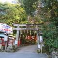 八大神社(左京区)二の鳥居
