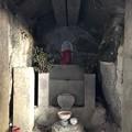 狸谷山奥之院(左京区)元勝軍地蔵石室