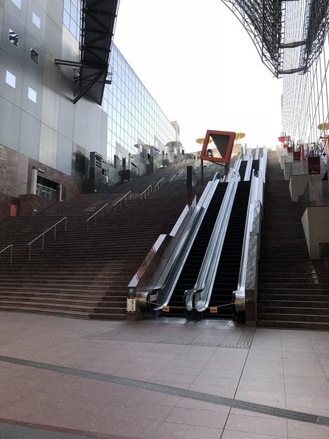 京都駅室町小路広場