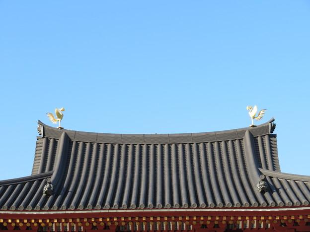 朝日山平等院鳳凰堂(宇治市)