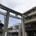 Photos: 縣神社参道(宇治市)鳥居