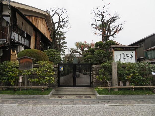 寺田屋(伏見区)旧地