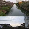 坂本龍馬避難の材木小屋跡地(伏見区)濠川