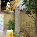 鳥羽・伏見合戦古戦場(伏見区)会津藩駐屯地跡碑/教如上人御舊跡 伏見御坊