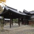 御香宮神社(伏見区)桃山天満宮拝殿