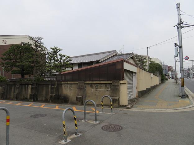 指月伏見城(伏見区)木幡山城時は片桐且元屋敷