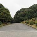 木幡山伏見城(伏見区)山里丸/紅雪堀? への道