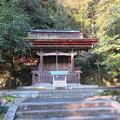 月読神社(西京区)本殿
