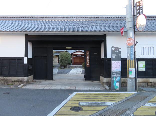 響忍寺/膳所藩家老屋敷・膳所六門(大津市)