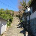 Photos: 桑實寺(近江八幡市)石段