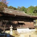 桑實寺(近江八幡市)本堂