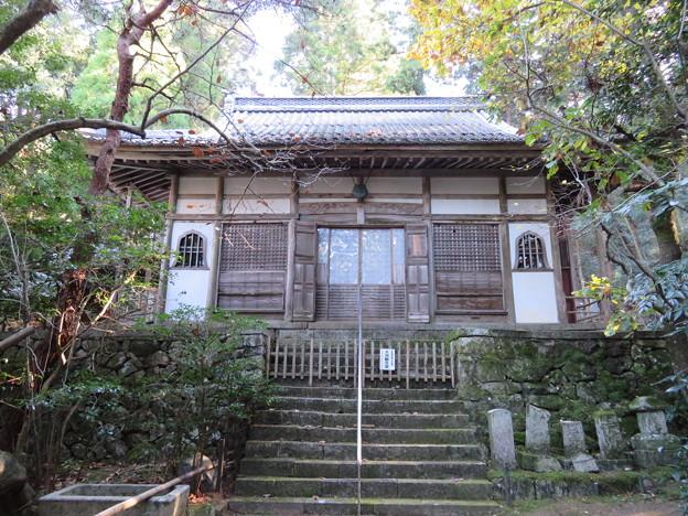 龍潭寺(彦根市)観音堂