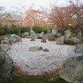 写真: 青龍殿(山科区厨子奥花鳥町)石庭