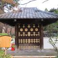 写真: 旧伏見城不明門(南禅寺下河原町)