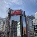写真: 新宿大ガード西交差点(新宿区西新宿)