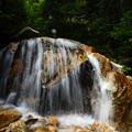 写真: 無名岩1/10秒