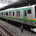 JR東日本横浜支社 湘南新宿ラインE231系(高崎線直通)