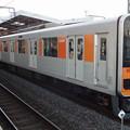 東武鉄道50050系(杉戸高野台駅にて)