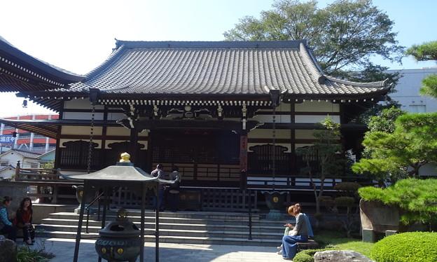 佛名山西雲寺 本堂