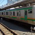 JR東日本大宮支社 湘南新宿ラインE231系(横須賀線直通)