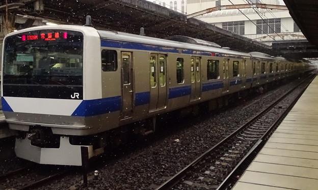 JR東日本水戸支社 常磐線E531系